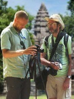 Photo advice at Angkor Wat